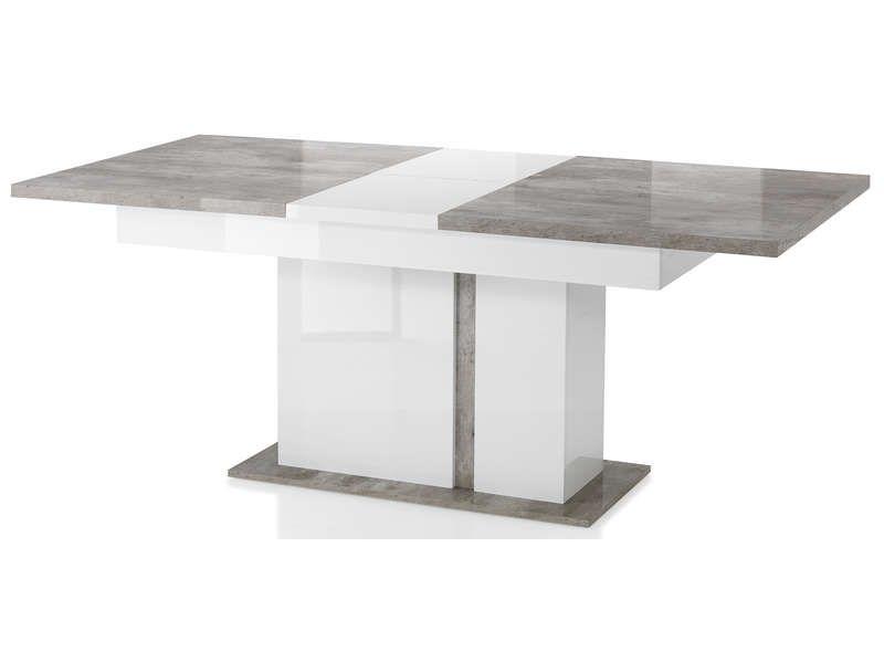 Table 90 Cm Avec Allonge Santana Pas Cher Table Conforama Iziva Com Conforama Conforama Table Table