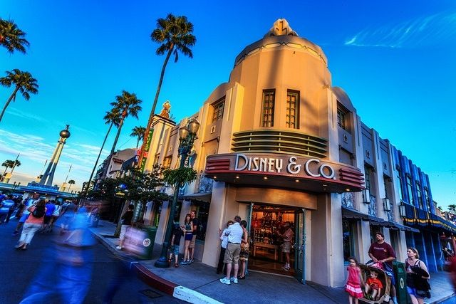 great Photo of Disney and Co. at Disney's Hollywood Studios