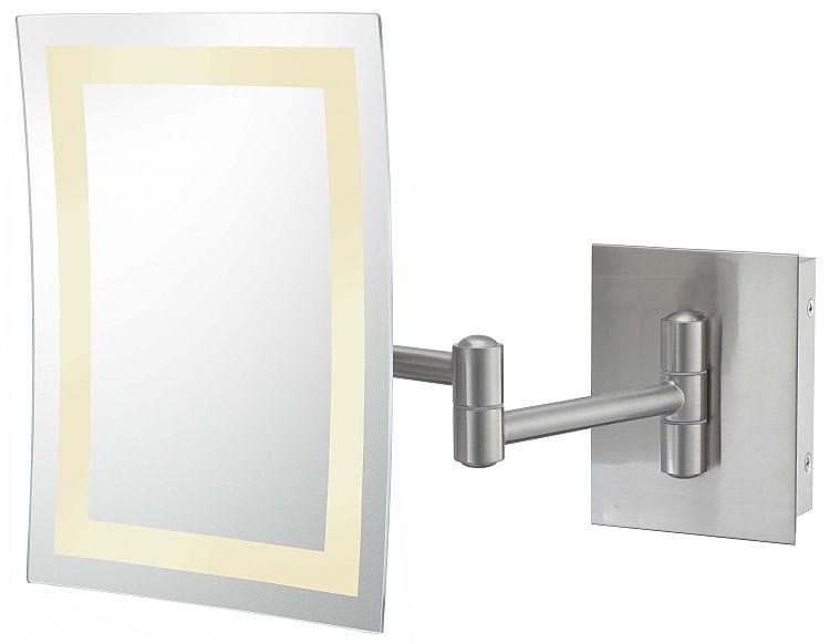 Kimball Young 929 Series 3x Hardwired Led Lighted Makeup Mirror