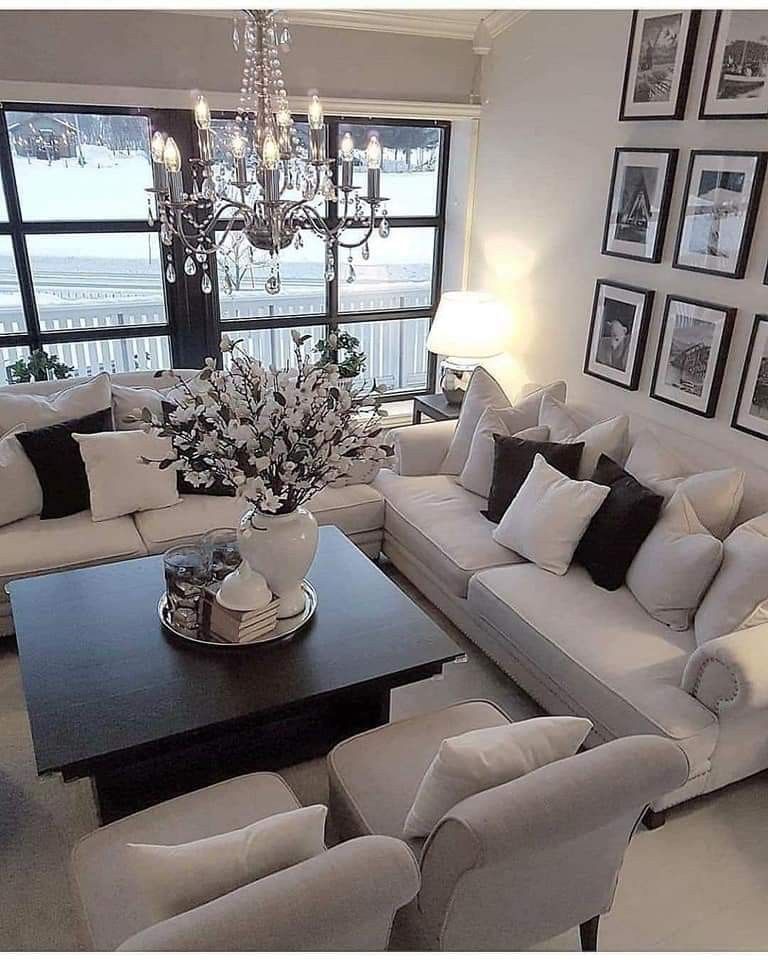 Fashion Style Womensfashion Womensoutfits Outfits Pinterest Aandbhomemaker Small Living Room Decor Elegant Living Room Living Room Inspiration