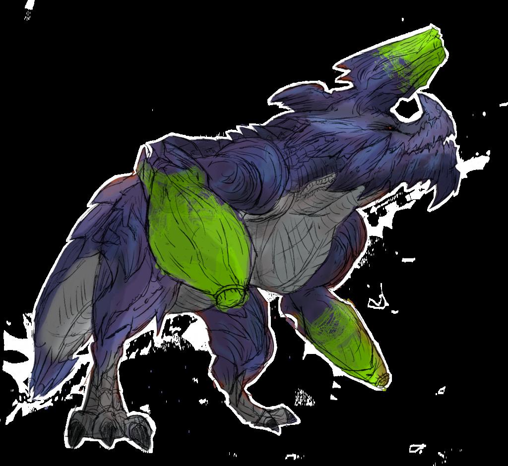 Monster Hunter Brachydios