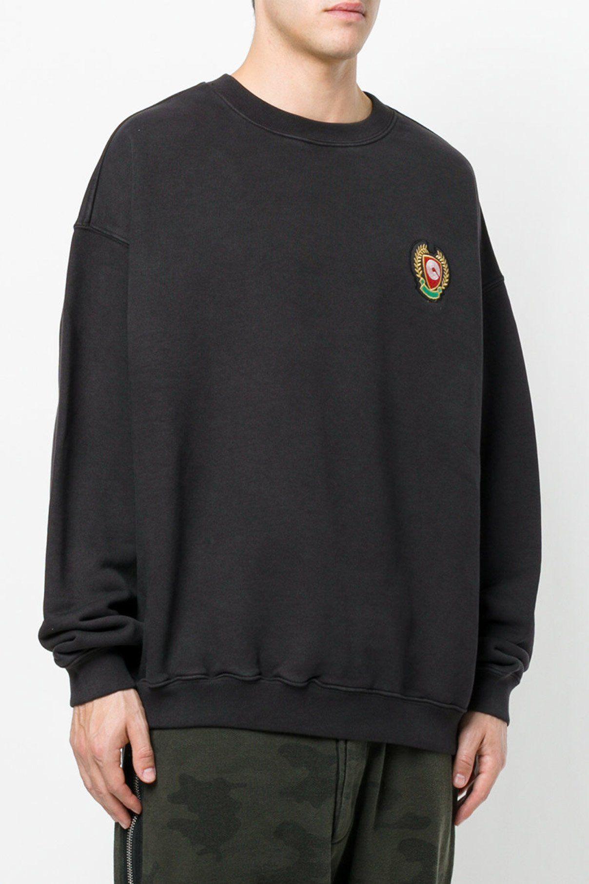 Yeezy Season 5 Crew Neck Sweatshirt Mens Sweatshirts Crew Neck Sweatshirt Sweatshirts [ 1812 x 1208 Pixel ]