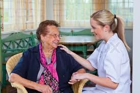 Happy for such a good home care ...