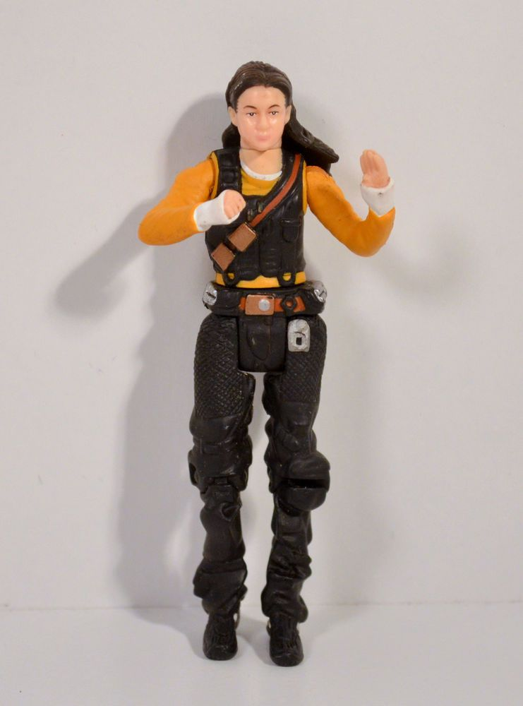 "2002 Carmen Cortez Variant 4"" Play Along Toys Movie Action"