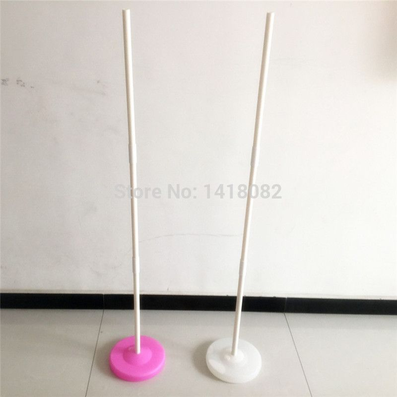 Decor Events On Sale At Reasonable Prices Buy Balloon Column Base Stick Plastic Poles Arch Wedding Decorations Event Party Supplies Garden