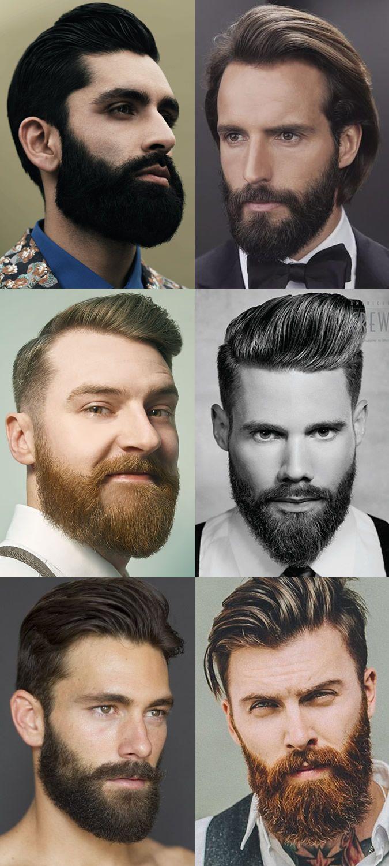 men's long/big beards | hairstyles | beard haircut, hair