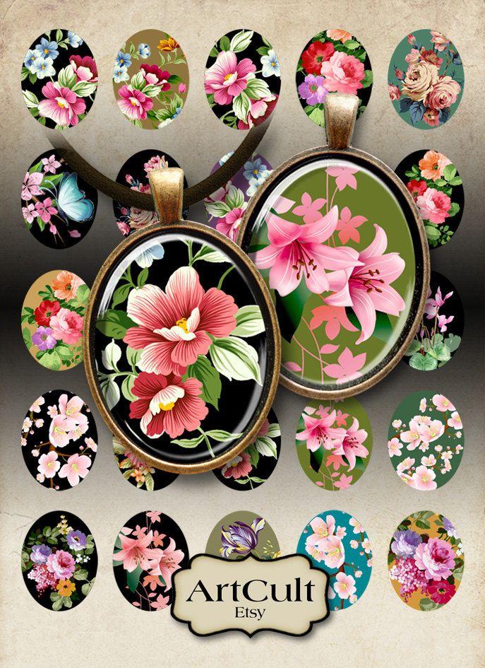 descargar Oval imágenes jardín de amor Digital Collage hoja imprimible 30 x 40 mm para bisel cabinas de vidrio y resina colgantes joyas arte papel de ArtCult en Etsy https://www.etsy.com/es/listing/176939894/descargar-oval-imagenes-jardin-de-amor