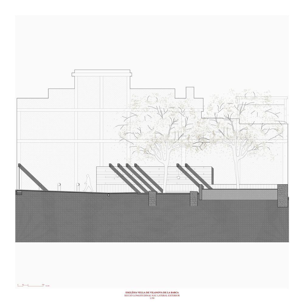 Gallery of Santa María de Vilanova de la Barca / AleaOlea architecture & landscape - 23