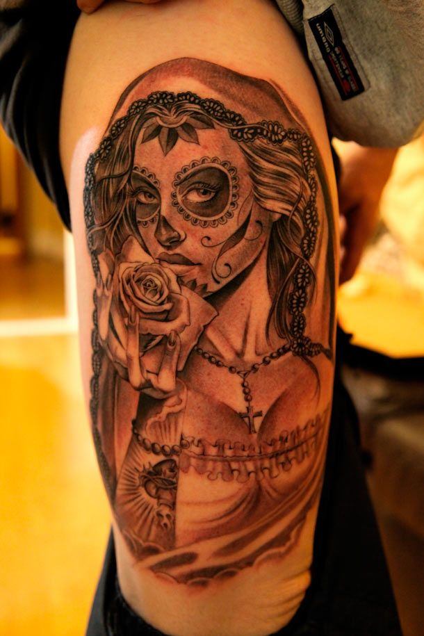 The Work Of Southern California-based Tattoo Artist, Jose