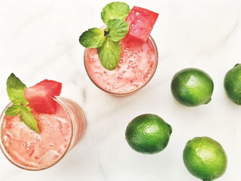 Turn Off and rehydrate with this Watermelon Breeze