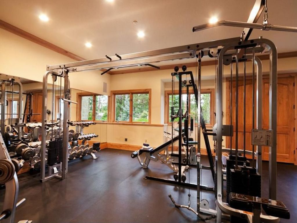 this is my dream gym in my