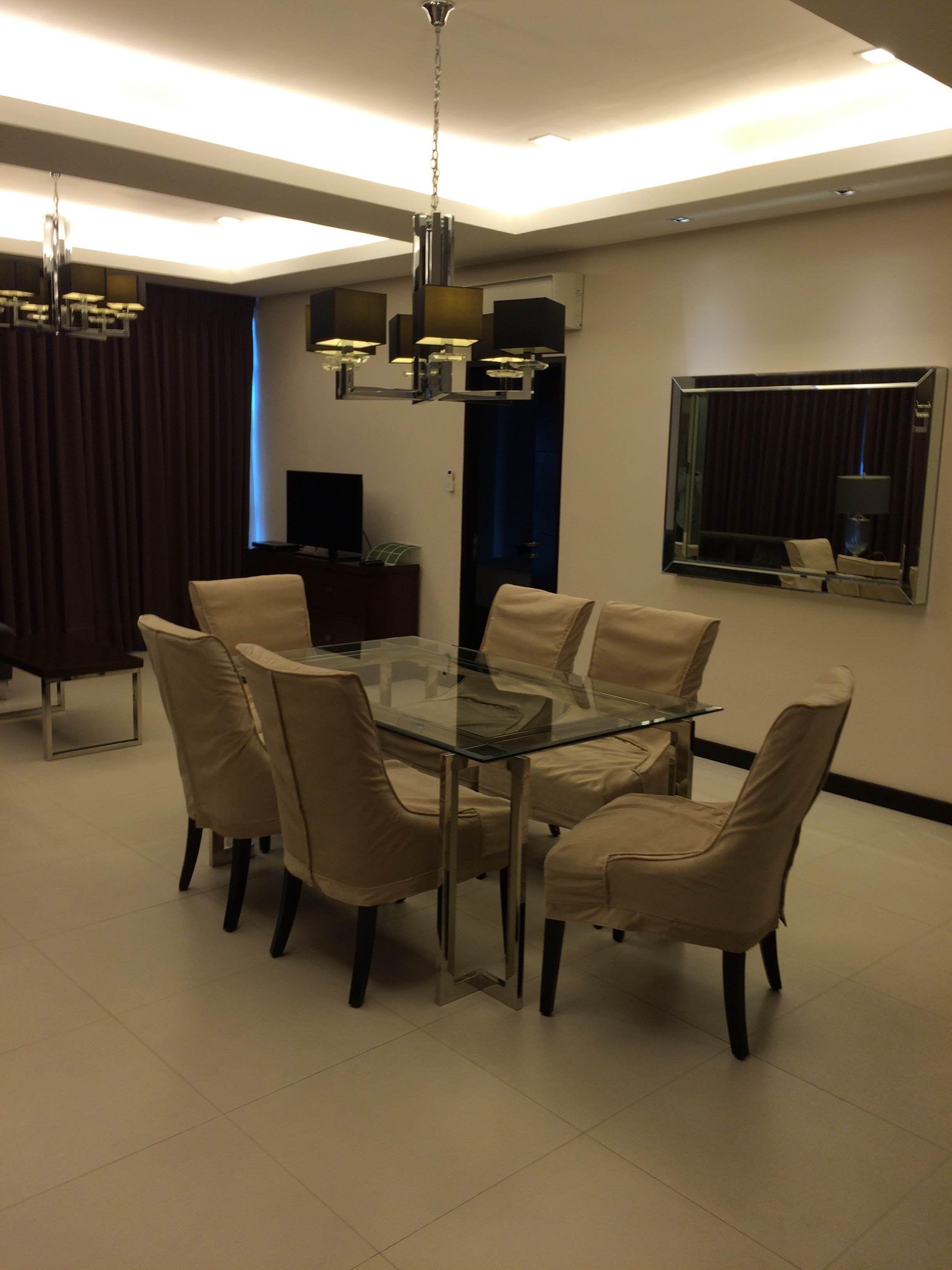 3 Bedroom Condo for Rent in BGC
