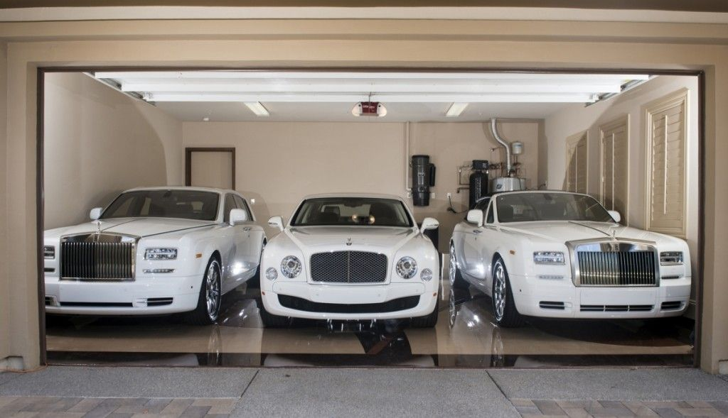 The 15 Most Incredible Car Collections Owned by Athletes | Floyd ...