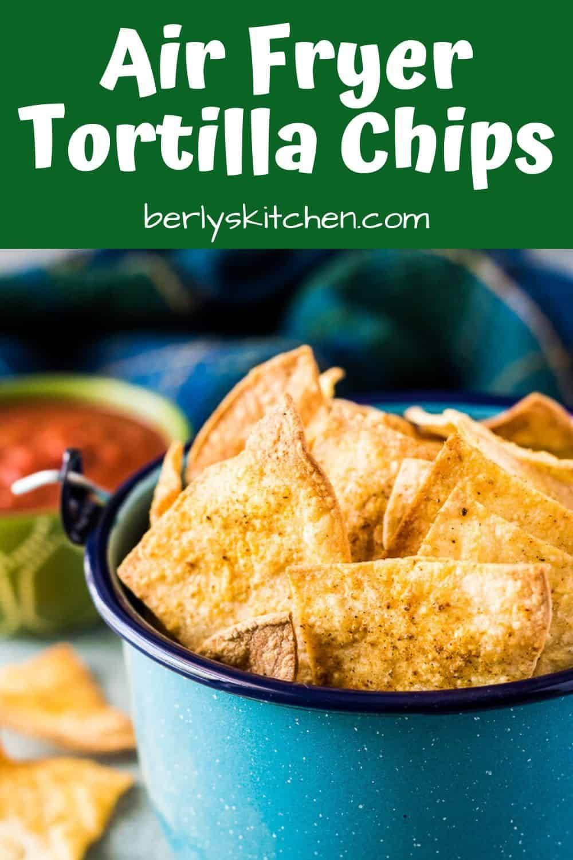 Air fryer tortilla chips recipe recipe in 2020