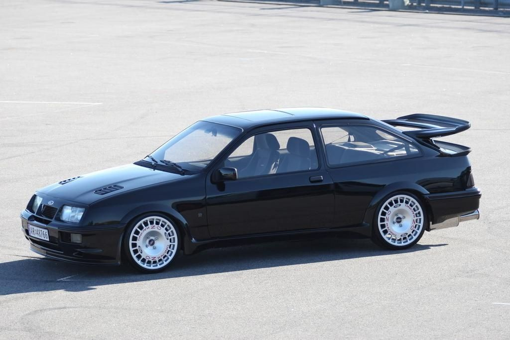 The Mighty Ford Sierra Xr4 Cosworth Ford Sierra Car Ford