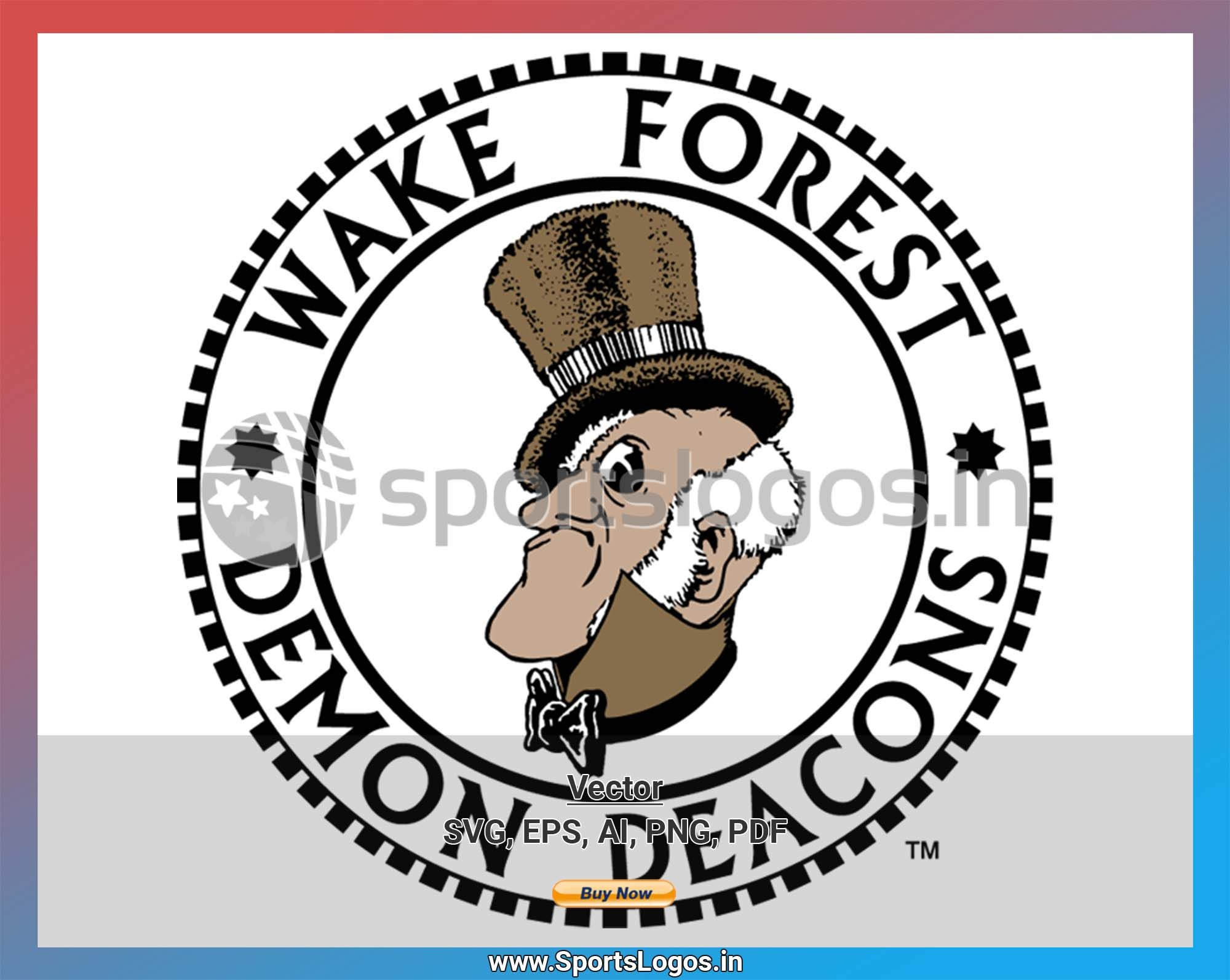 Wake Forest Demon Deacons 19681992, NCAA Division I (u