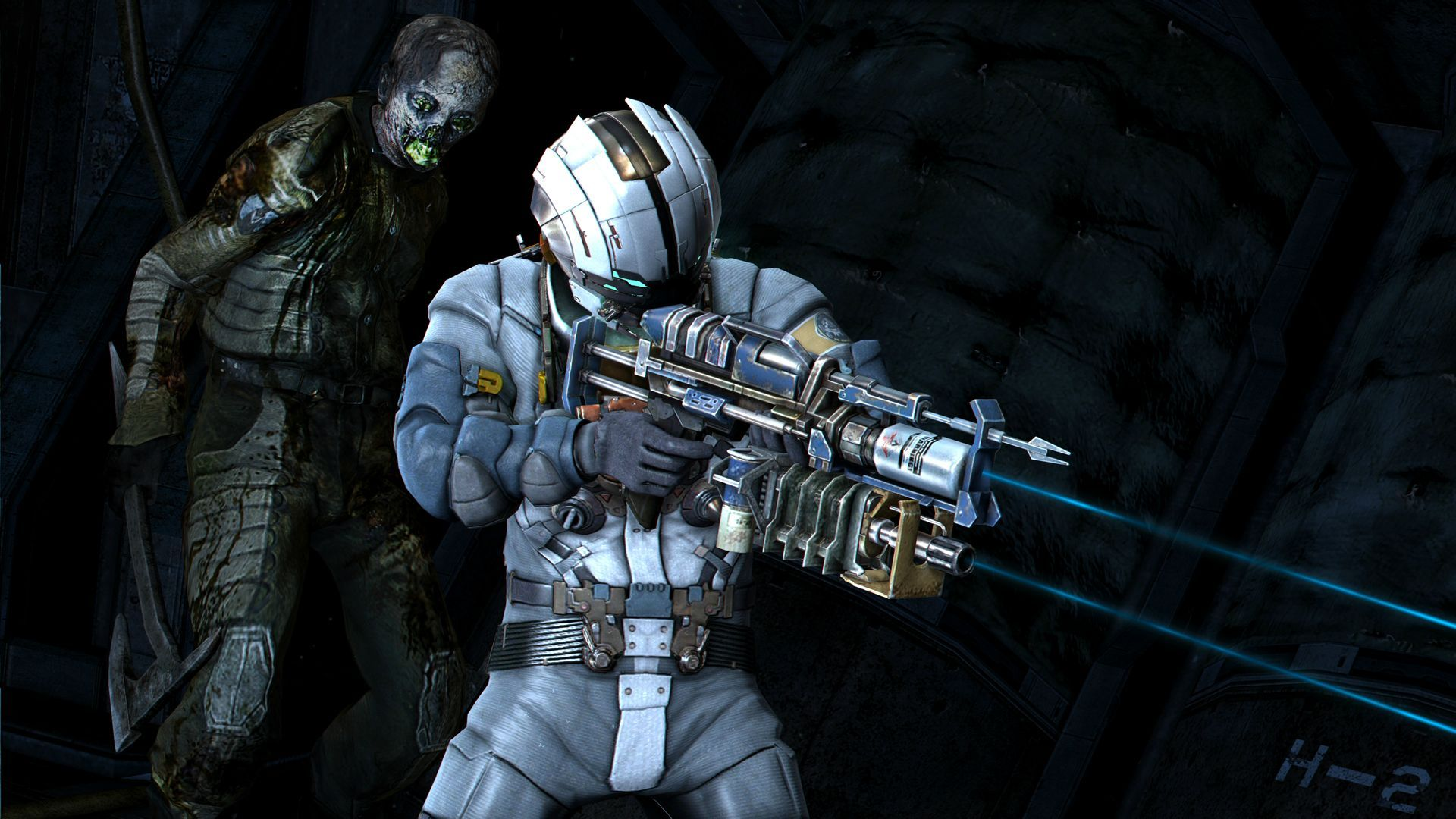 Dead Space 3 13 Dead Space Survival Horror Game Horror Game