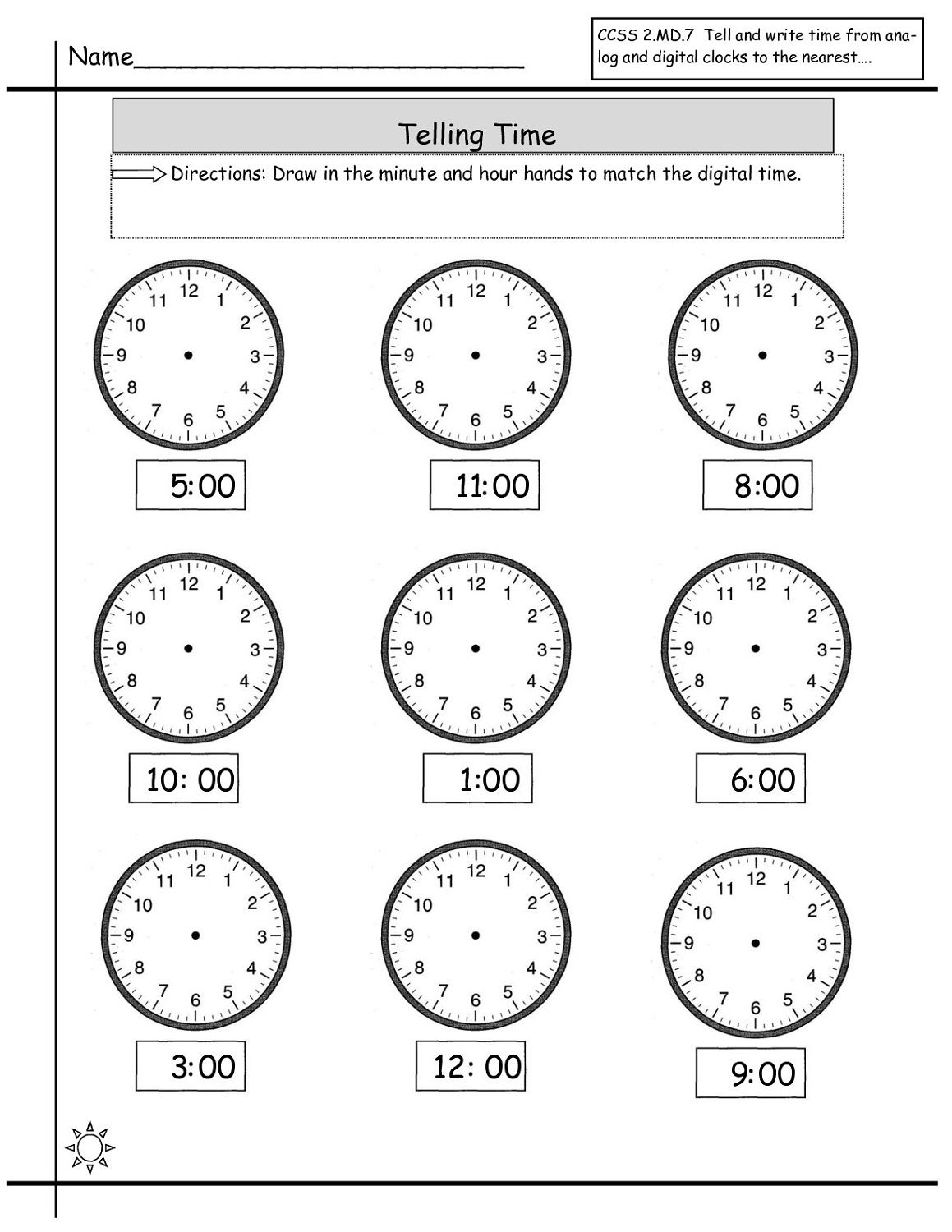 Time Elapsed Worksheets to Print Activity Shelter