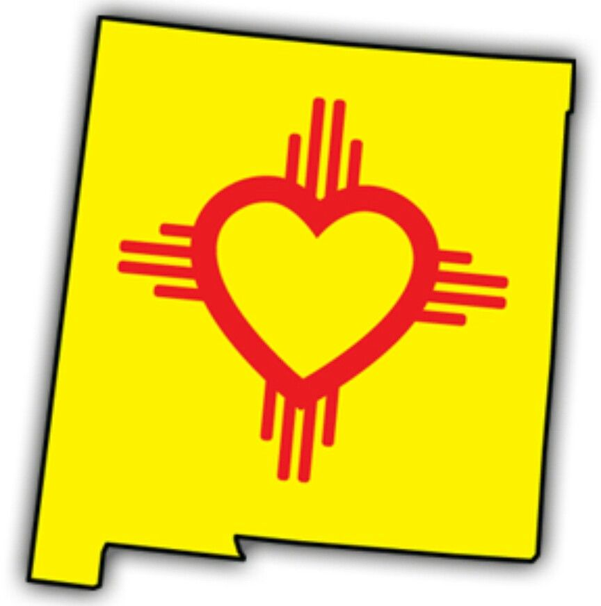 New Mexico Zia Symbol Clip Art Awesome Graphic Library