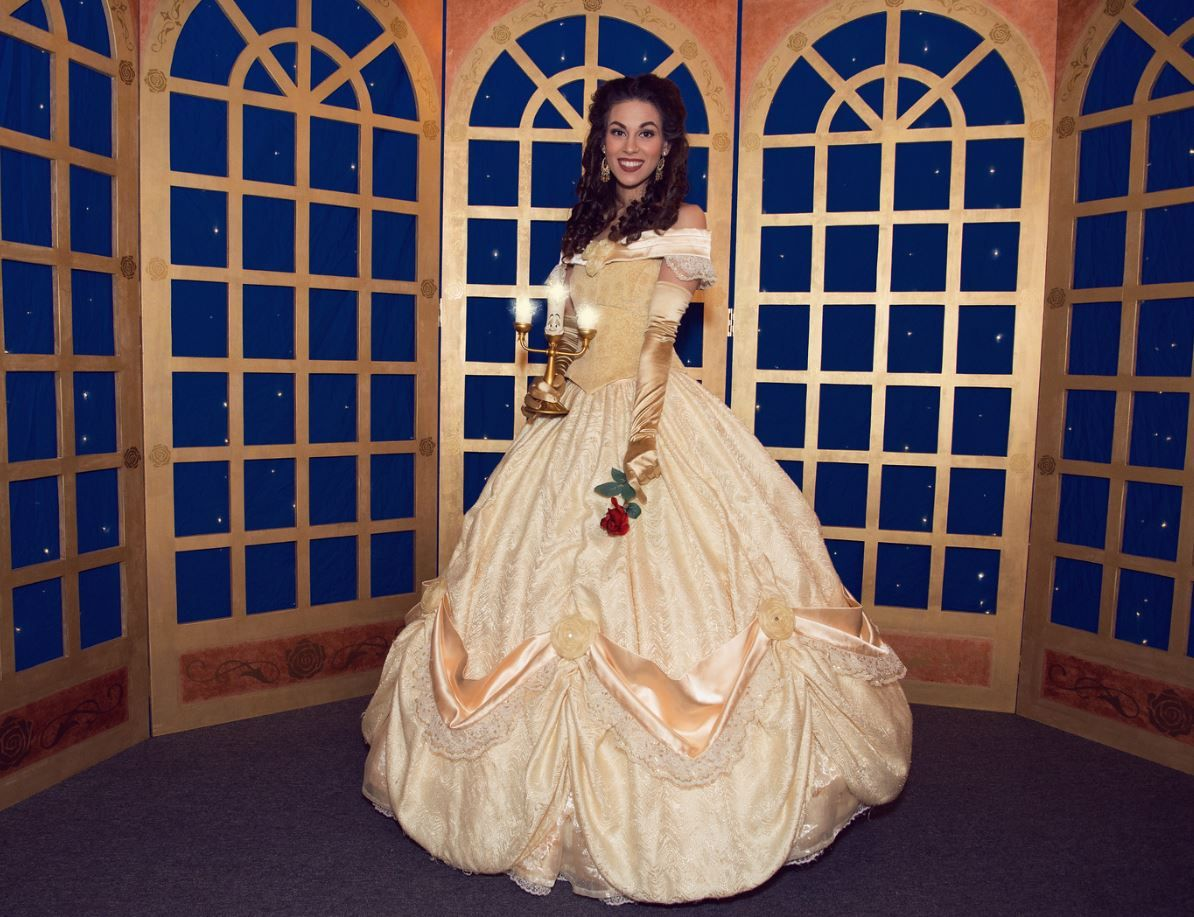 Beauty And The Beast Belle Ballroom Decor Ballroom Backdrop