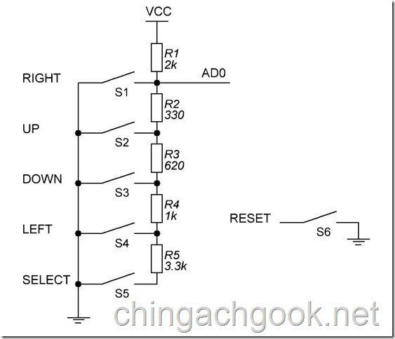 Подключение LCD Keypad Shield к Arduino   Arduino   Pinterest