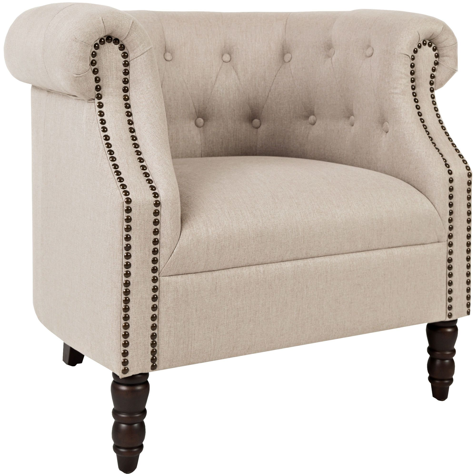 Slumberland Accent Chairs With Arms.Slumberland Furniture Meyersdale Taupe Tufted Tub Chair 1020