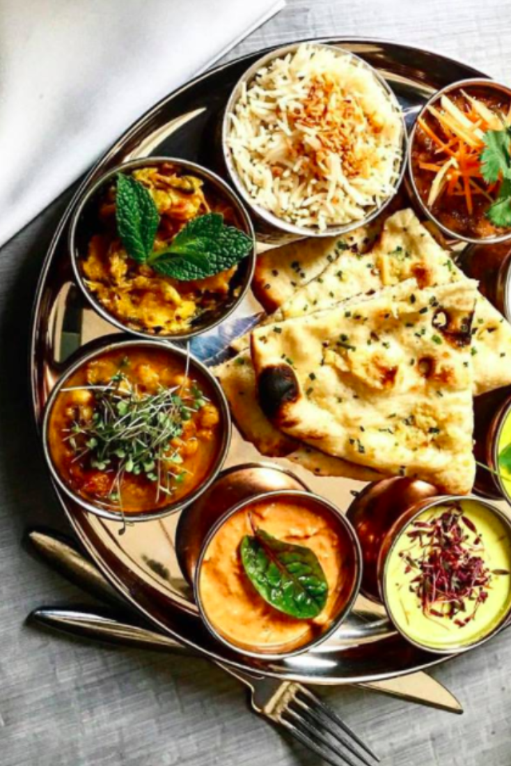 where to feast on indian food in san francisco and the east bay rh pinterest com
