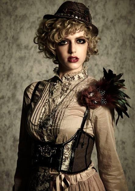Steampunk Fashion The Power of Steam in Victorian Era