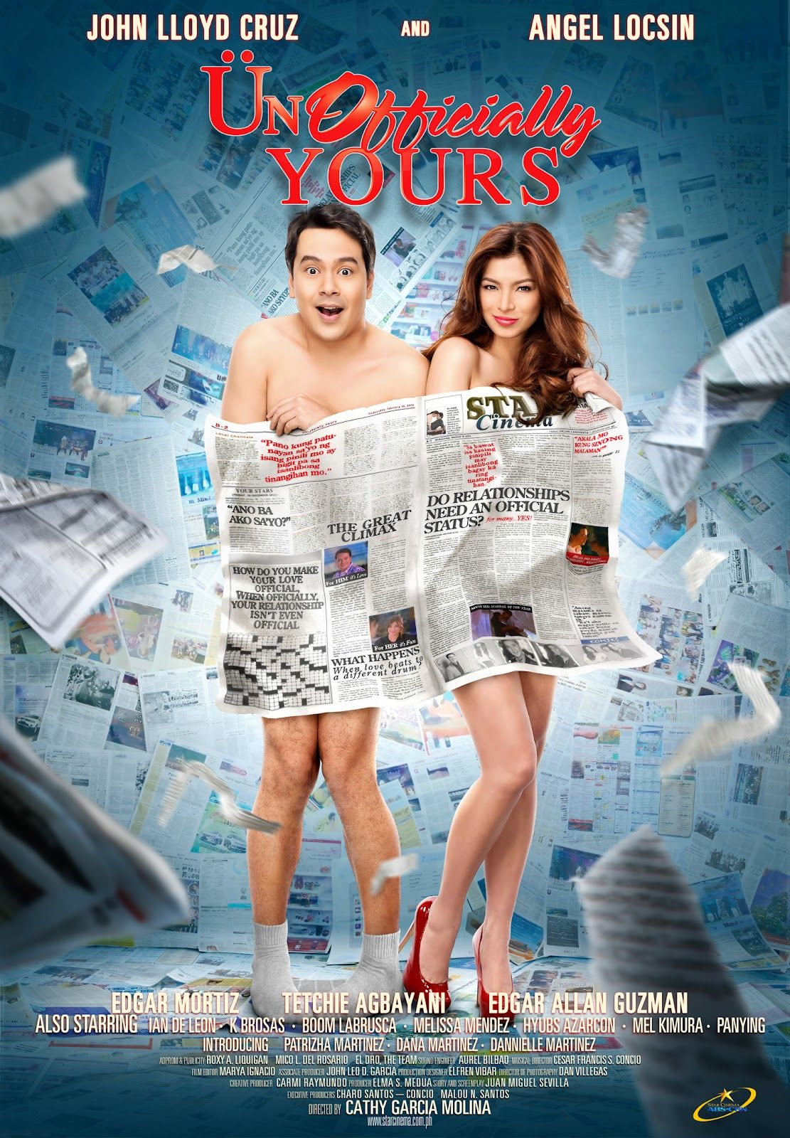 Unofficially Yours (Philippines) Filipino Blockbusters