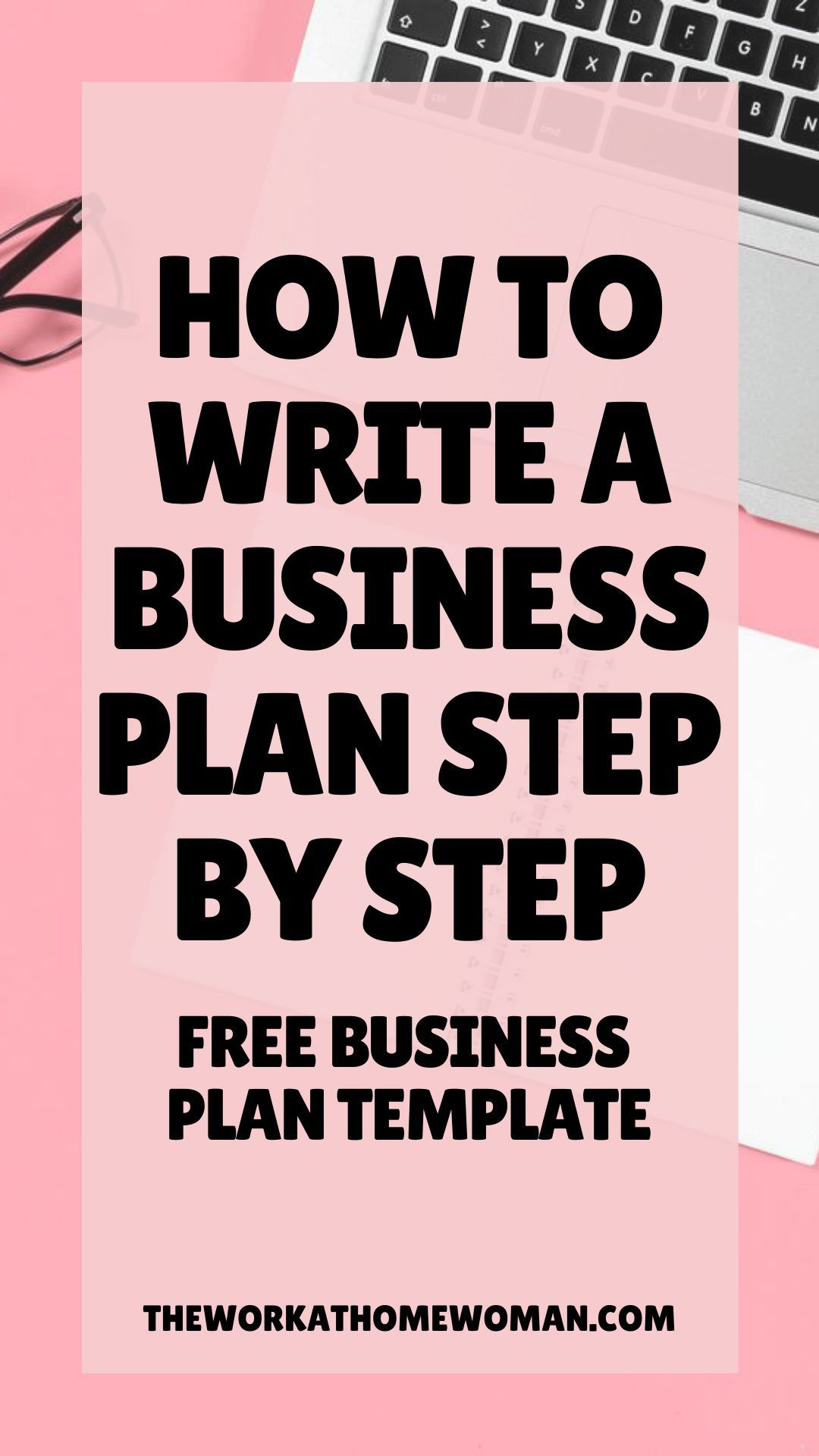 How to Write a Business Plan StepByStep [Free Business
