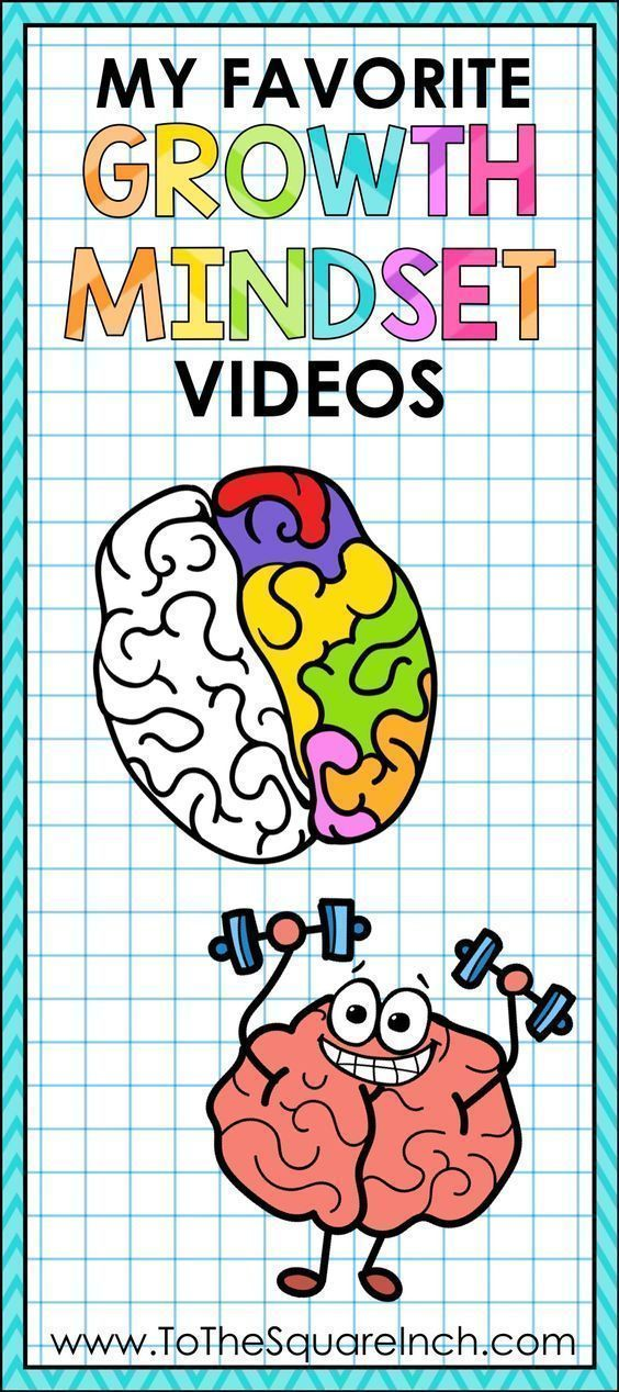 Growth Mindset Videos for the Classroom