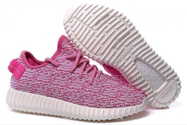 separation shoes 7ea61 95ae2 Only60.00 2016 ADIDAS YEEZY 350 BOOST FEMME RUNNING CHAUSSURES ROSE BLANC  (YEEZY ADIDAS BOOST 350) Free Shipping!