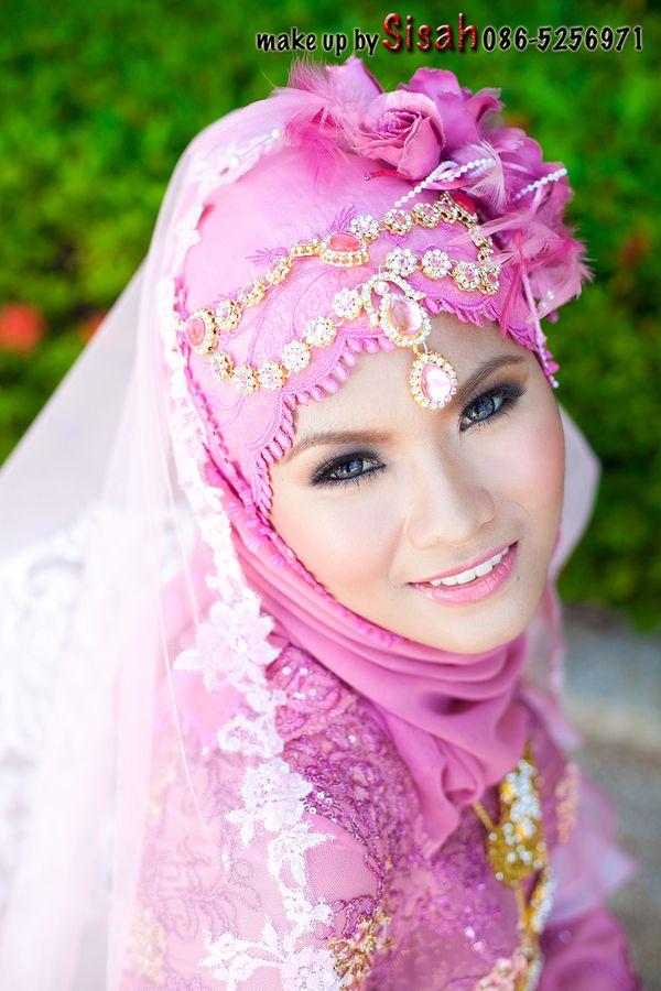 Muslim bride | ha | Pinterest | Turbante, Rostros y El sol