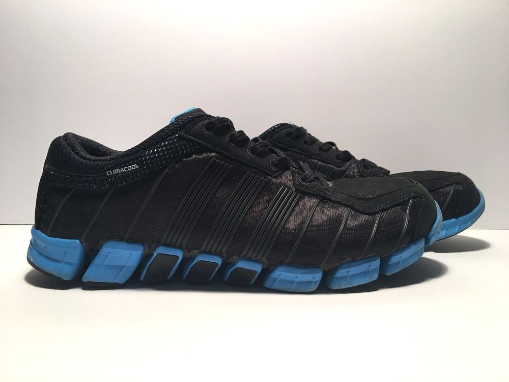 reputable site 07e24 74e71 Adidas Climacool Running Shoes Womens Size 8 Black Blue EUC 100% Authentic!   fashion  clothing  shoes  accessories  womensshoes  athleticshoes (ebay  link)