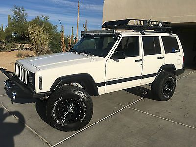 Ebay 2000 Jeep Cherokee Cherokee Sport Xj 2000 Jeep Cherokee Xj Sport Arizona Vehicle No Rust No Leaks Jeep