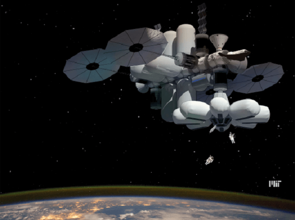 I Wonder if it has Room Service? Here's the Space Hotel that Won a Recent NASA Competition - Universe Today