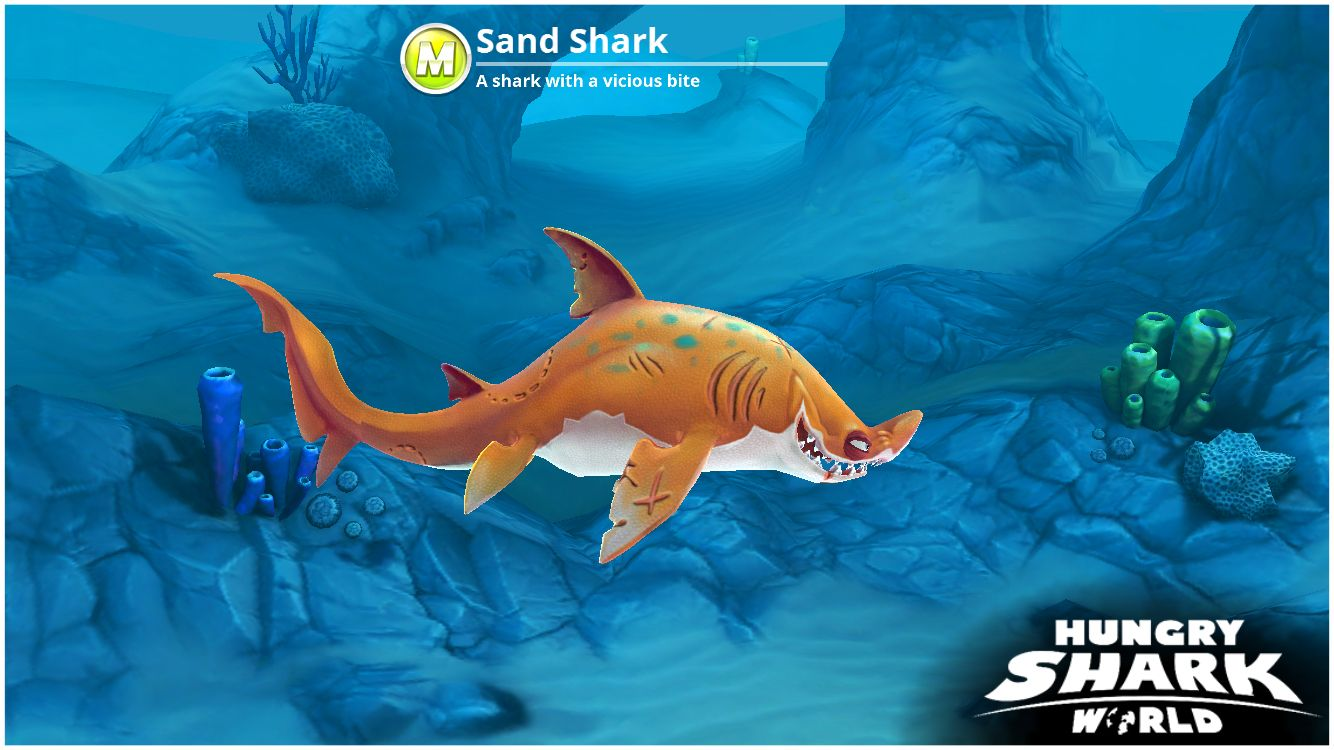 Pin by Joshua on Hungry Shark World Shark, Fish pet, Animals