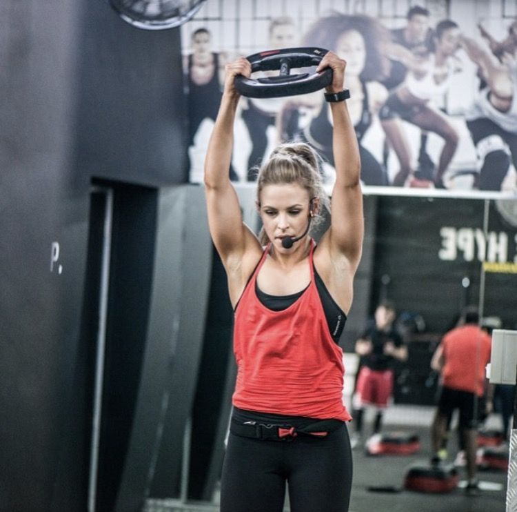 Fitness Gloves New Zealand: One Of My Favourite Fitness Role Models, Erin Maw