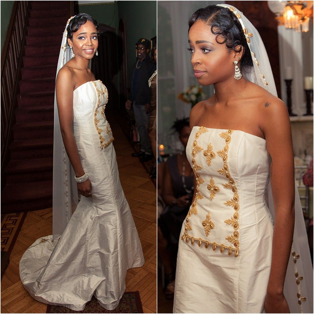 Therez Fleetwood Wedding Gowns: Therez Fleetwood Introduced The BlackBride Collection Of