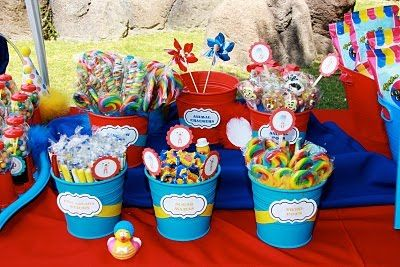 over the top carnival birthday ideas pinterest carnival