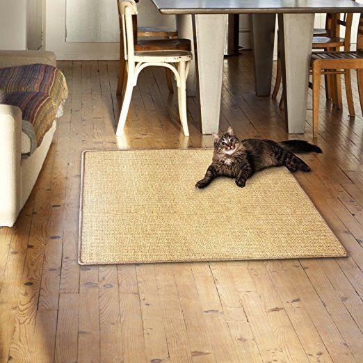 sisal teppich katzen wand wohn design. Black Bedroom Furniture Sets. Home Design Ideas