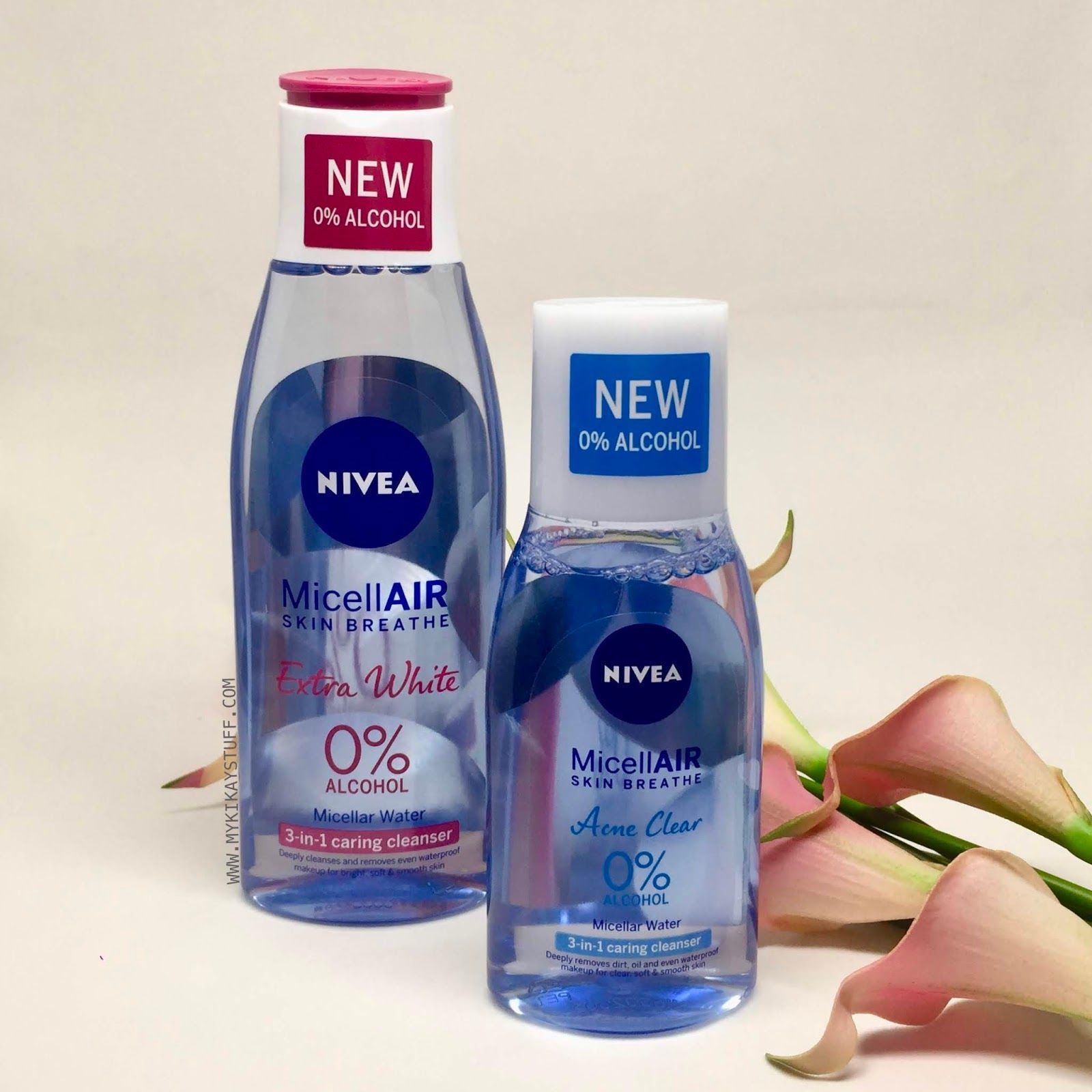 NIVEA Micellair 3in1 Caring Cleanser