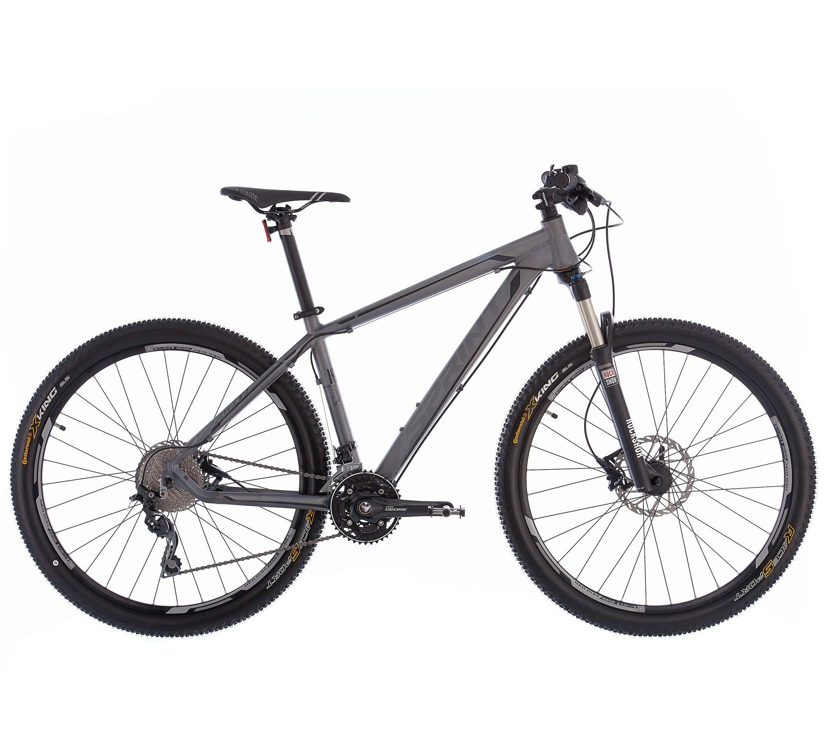 Sprint Mtb This High End Mtb From Mtb Is 24 Speed Mountain Bike Designed To Give The Ride A Comfortable Ride Even In E 29er Mountain Bikes Bicycle Merida Bikes