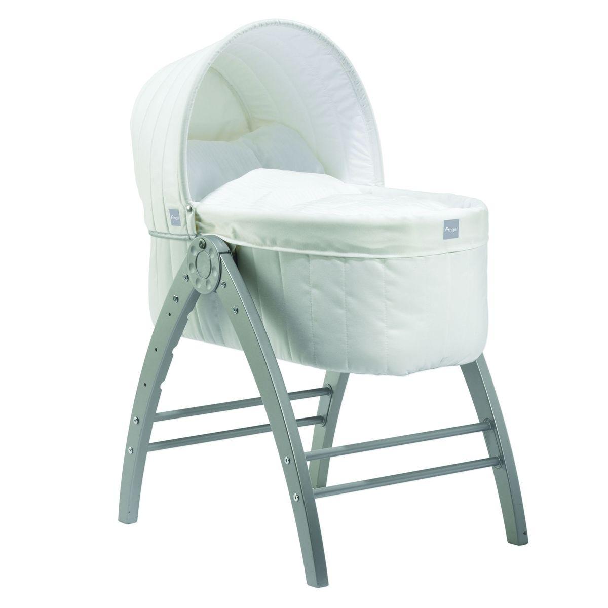Osta BabyDan Angel Nest Kehto, Hopea | Lastenhuone Lastensängyt | Jollyroom