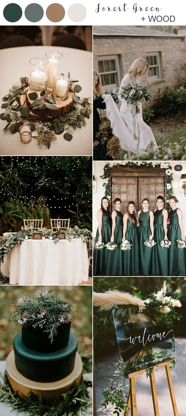 Best Fall Wedding Colors for 2020 You'll Fall In Love With