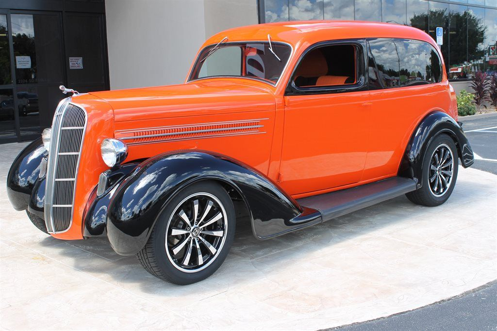 Ideal Classic Cars: 1936 Dodge Sedan Delivery - Venice, FL | Cars ...