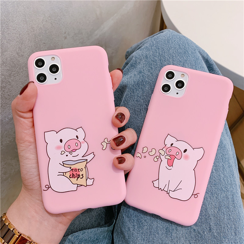 That Cool Pig iPhone 11 case