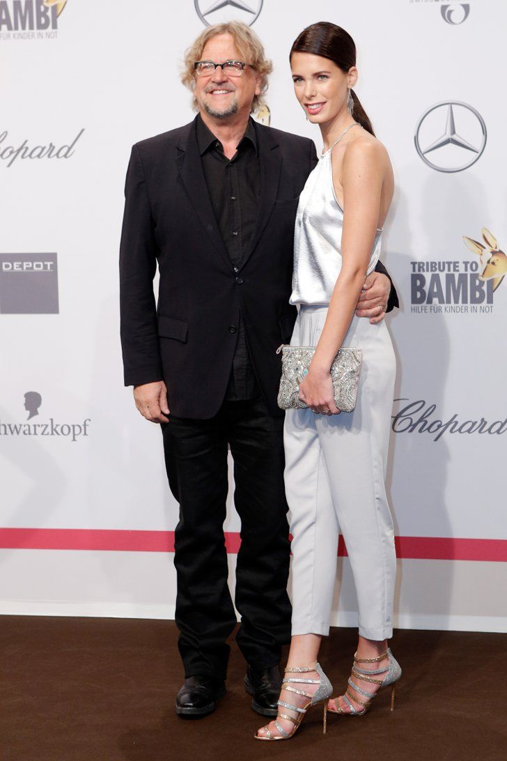 Pin for Later: Seht alle Stars bei der Tribute to Bambi Gala in Berlin Martin Krug und Julia Trainer