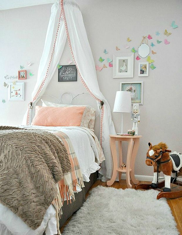 Princess Rooms Are Getting Seriously Elaborate | Home Decor ...