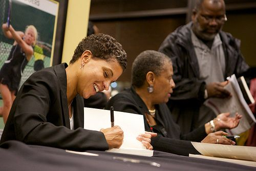 Michelle Alexander presents at ODU 2014 http://www.ohiodominican.edu/templates/news.aspx?Pageid=19327426130&newsid=21474841883